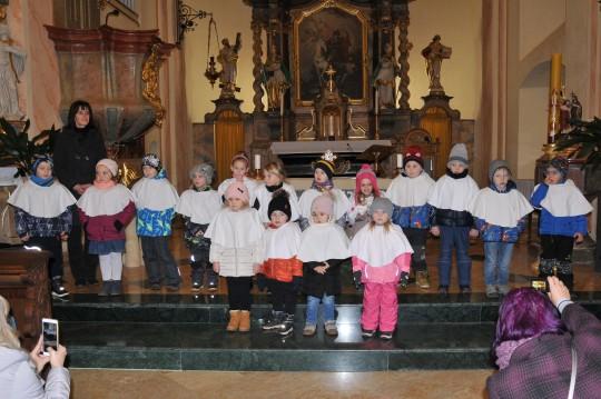 Malé vánoční koncerty